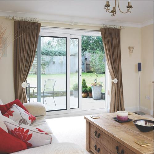 Trade upvc doors composite doors chesterfield polar for Pvcu patio doors